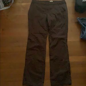 NWOT. Corduroy type material straight leg jeans.
